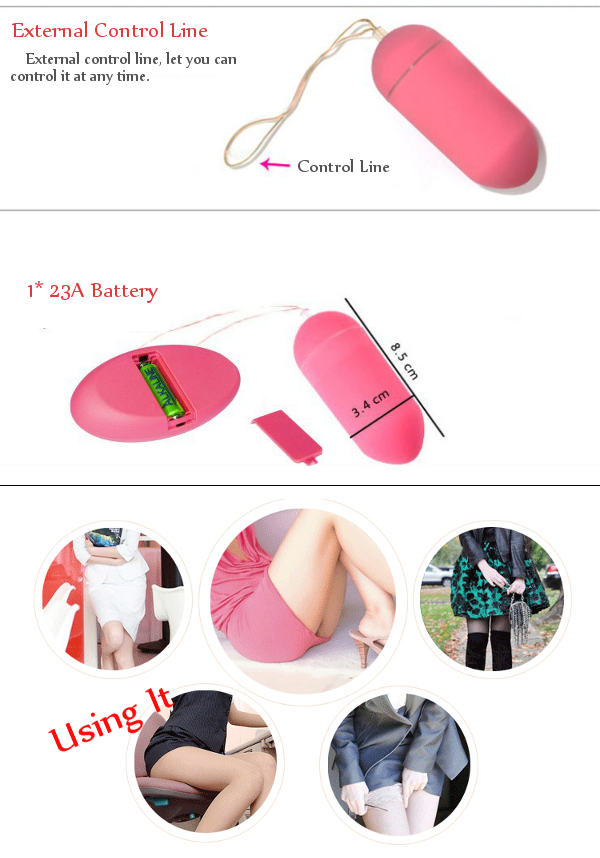 Adult Floral Printed Remote Egg Frequency Conversion Waterproof Sex Vibrator Toy For Women