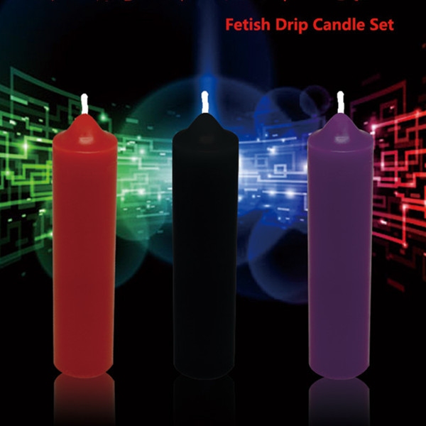 Low Temperature Candles Low Heat Wax Flirting Candle Sensual Couple Adult Games SM Sex Toys By Secrexy