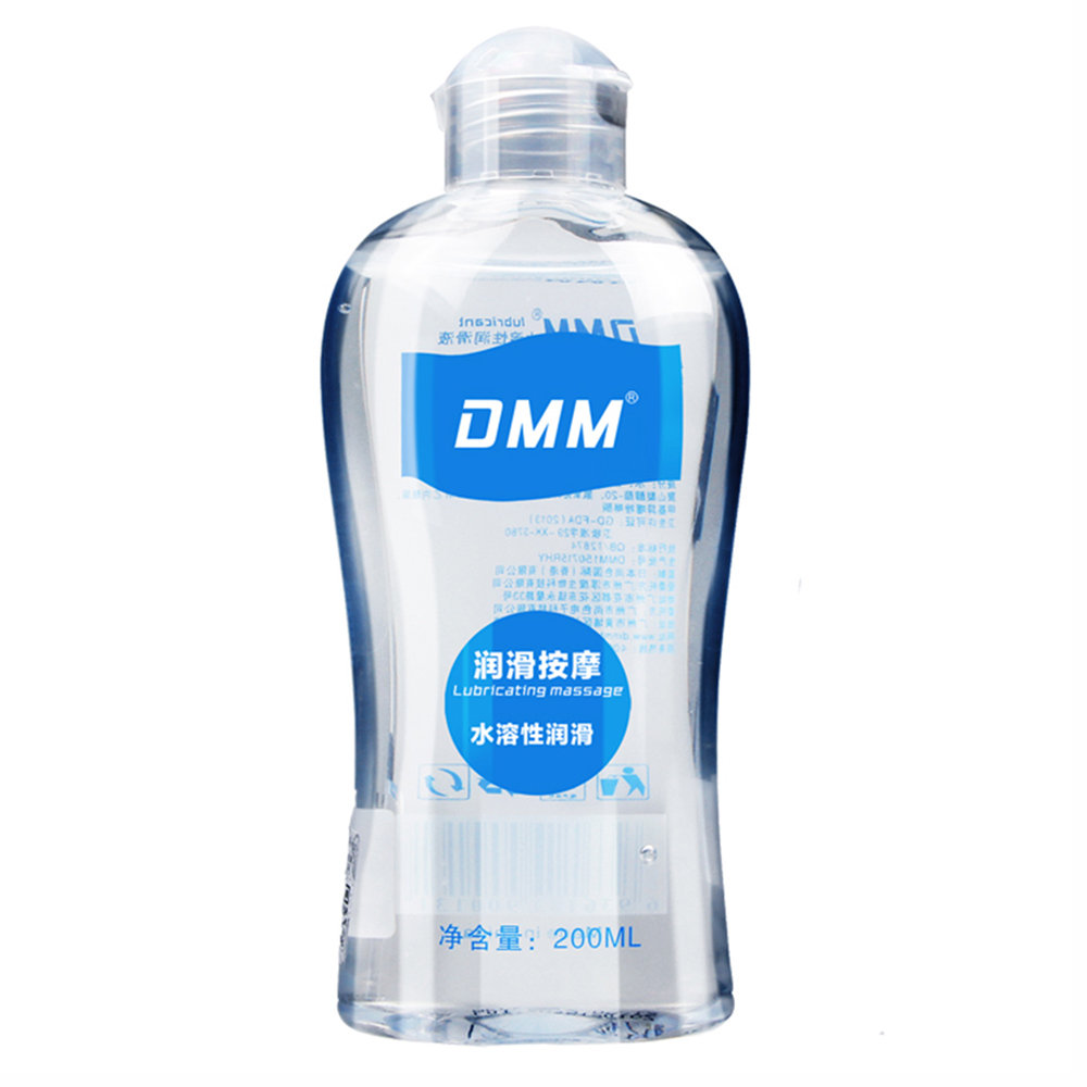DMM 200ml Soluble Transparent Moisturizing Sex Lubricant
